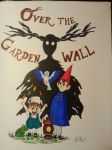Over the garden wall-into the unknown by IINonoII