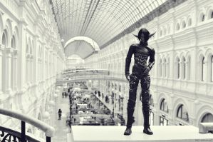 Outside by Red-Anchous