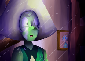 Peridot screencap redraw by hawkfurze