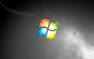 Windows 7 login Black by CaHilART
