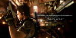 Captain Chris Redfield by ceriselightning