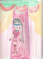 Aziza's capsule monsters outfit by Kelseyalicia