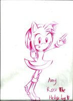 Amy ~ by sonicandsora25