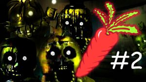 VIDEO! JUMPSCARE-ATHON! FNaF3 play through Part 2 by Morgan-the-Rabbit