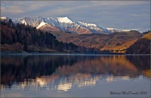 Thirlmere Reflection by Rebacan