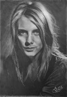 Melanie Laurent by V-Ist