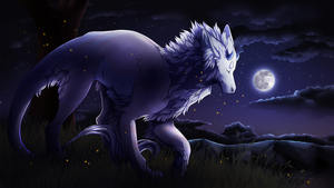 Com: The Night by Hainekami