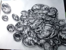 Drawing 1- Glass Stones by Zehful