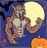 Halloween pic 2009 by dragonbex