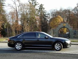 Audi A8 Long-Version by RYDEEN-05-2