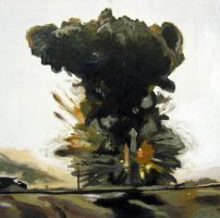 The Explosion by Jc2theW