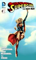 The Last Daughter of Krypton by Forty-Fathoms