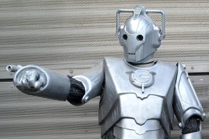 Cyberman at National Space Centre 2015 (8) by masimage
