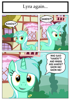 Lyra again... - page 1 by RanmaSayo