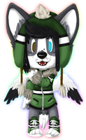 Chibi Goose - Lineless by Rattus-Shannica