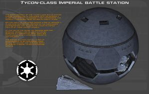 Tycon-class Battle Station tech readout [New] by unusualsuspex