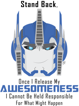 Awesomeness - OP Vector by MessyArtwok