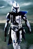 Captain Rex by LordHayabusa357