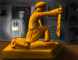 STEPHANO by rad-puppeteersketch