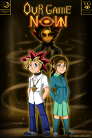 Our Game Now Cover by Aileen-Rose