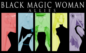 Black Magic Woman - Allies by DreamingSoLoud