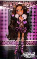 Bratz Clawdeen by KittRen