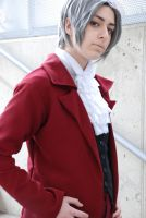 Miles Edgeworth by Yashiro-sama
