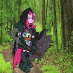 Pinkie the Knight by Star-Killer89