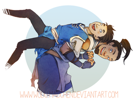 awesome uncle sokka being awesome by mslvt
