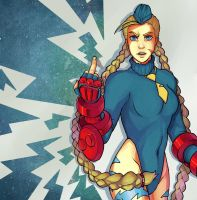 Cammy White by BaHeK66
