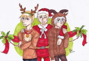 We're bringing Christmas back! by AnnHolland