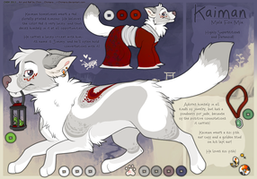 OC: Kaiman by c-Chimera