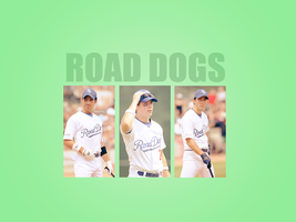 Jonas Brothers - Road Dogs by kaniejka