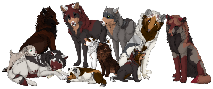 Group Commission by Mauston-girl