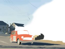 Rally Cooper WIP 1 by hamsher