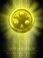 Light Medallion by john1315