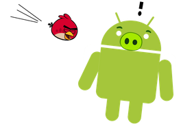 Android: Angry Birds by IntoxicaVampire
