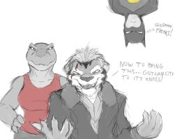 Sketchuary 02-04-2013 B by Drake-TigerClaw
