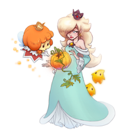 Pumpkin by sparrowbirdd