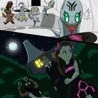Chapter 1: The Nightmare Begins - Part 3 by Galactic-Rainbow