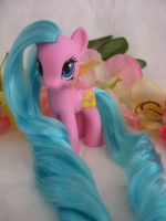 G4 Sun Glider my little pony custom by assassin-kitty