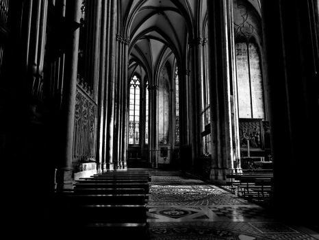 Inside the dome by UdoChristmann