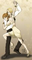 OP:Shall we dance? 01 by YVS51