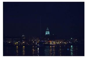 Annapolis at night by samg1994