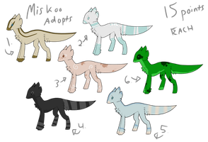 Miskoo Adopts by Jacomotali