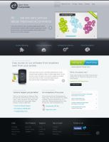 Clean Classy Corporate WPTheme by ThemeFuse
