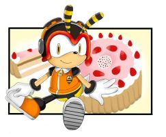 Charmy for August by Jannzky