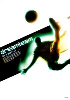 Dreamteam Poster by husseindesign