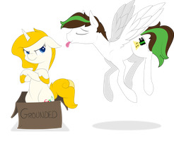 [Commission] Grounded Box by Emkay-MLP