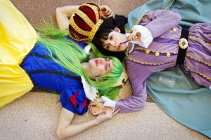One Piece Marchen Time Cosplay by neoqueenhoneybee